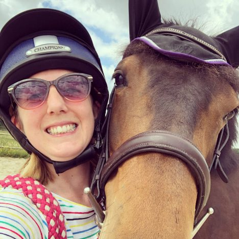 My Top Tips on Training a Young Horse
