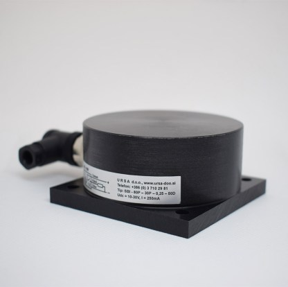 Induktivni senzor fi 80 Plastično ohišje 7