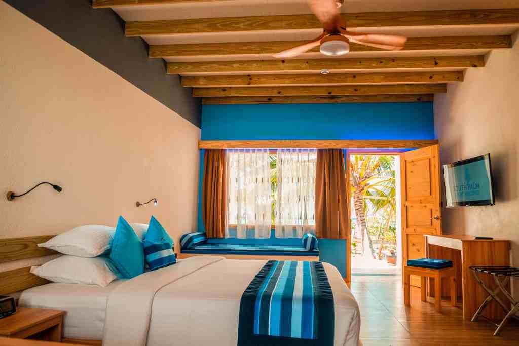 budget resorts in Maldives
