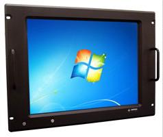 Ordenador con pantalla LCD para montaje en rack