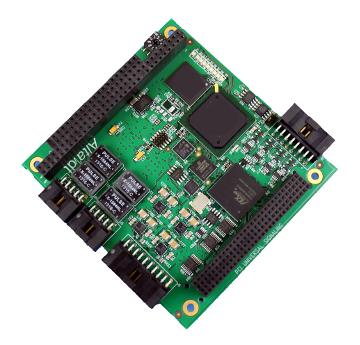 Tarjeta interface PC104-Plus 1553 a ARINC