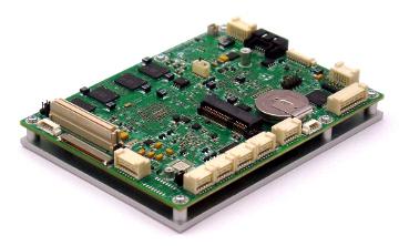 Tarjeta CPU en formato COM Express