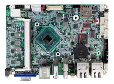 placa base para sistemas informáticos embebidos