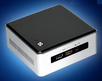 Kits NUC de Intel