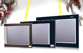 PCs industriales en panel