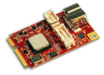 Módulo mini PCIe FireWire