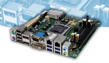 Placa madre Mini-ITX industrial