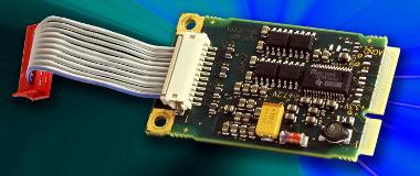 tarjeta audio estéreo mini PCIe