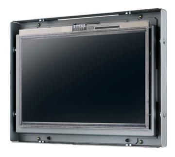 Monitores táctiles flexibles