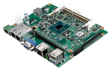"""SBC con CPU Celeron de 3,5"""""""