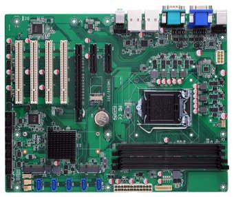 Placa base ATX para aplicaciones industriales