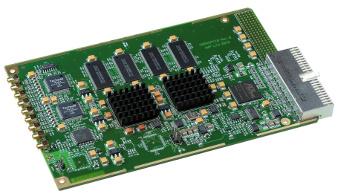 Códec de vídeo H264 para CompactPCI