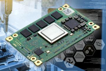 Mini módulo COM Express con CPU ARM