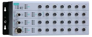 Switch Ethernet gestionado para aplicaciones ferroviarias