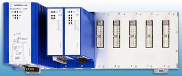 Switch industrial con puertos flexibles