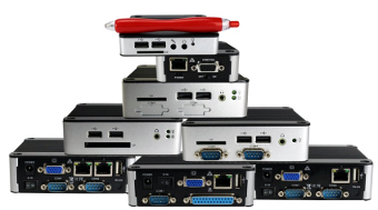 BOX-PC para uso industrial