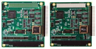Módulos analógicos de 16 bit PC/104