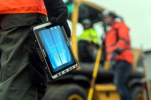"""Tablet ultra rugerizado táctil de 8"""""""