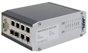 Switches Gigabit gestionados