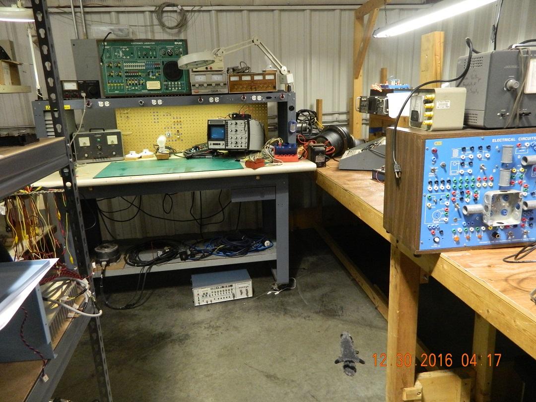 Repair Lab Workbench No 2 Industrial Electronic Repair