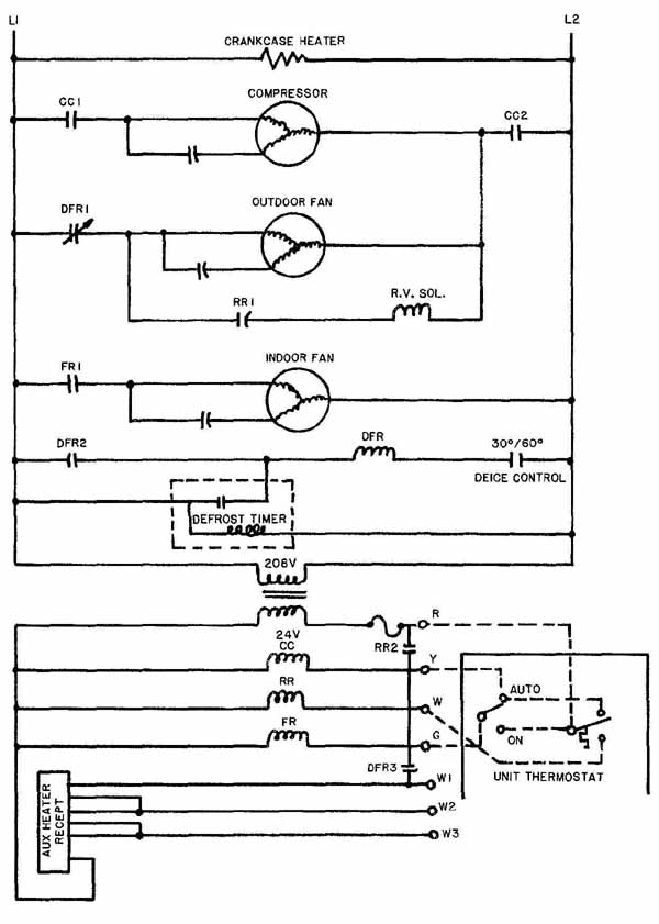 carrier thermostat wiring diagram - 28 images