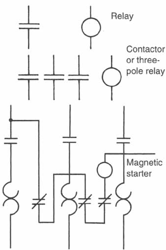 components symbols and circuitry of airconditioning