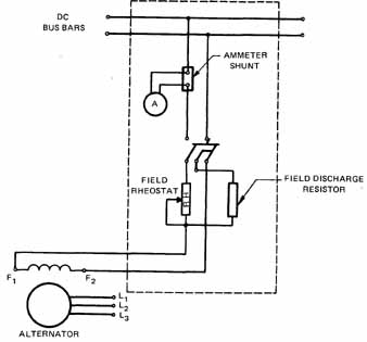 Ammeter Shunt Wiring Diagram - Wiring Diagram