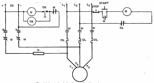 typical wiring diagram for drum controller operation of ac