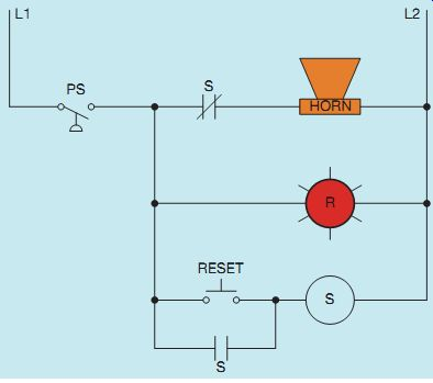 developing a wiring diagram circuit 1