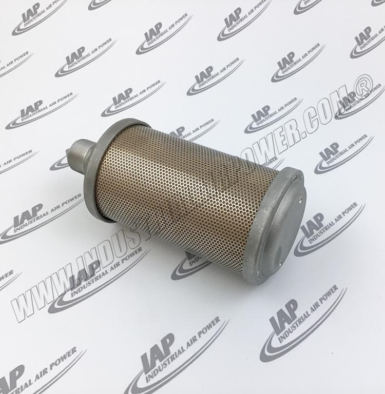 0111010 m10 air exhaust muffler 1m
