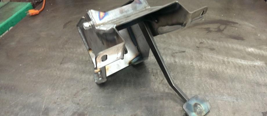1961-1964 Ford F100 Brake pedal kit