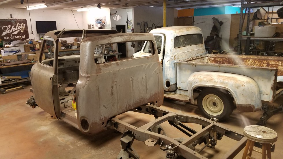 Industrial Chassis Inc  – Hot Rods and Customs Fabrication