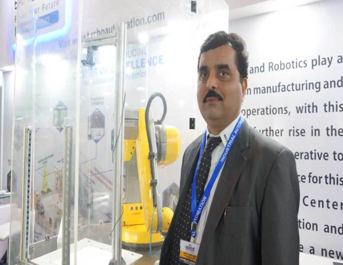Robotics Information Technology, Nanotechnology, Engineering News | Robot Tech Computer Programming System, Green New Technology, Line Follower Robot, Asimo, Real, Nano, Industrial, Military Robot | Educational, Web, Future, Computer Security, Electronic, Robotics and Artificial Intelligence | Understanding the Scope: Robotics in India | Industrial India Magazine on Aerospace, Agriculture, Automotive, Chemicals, Construction, Consumer Goods, Electrical, Energy, Engineering, Food & Beverage, Marine, Metals & Mining, Packaging, Processing, Rail, and Logistics & Supply Chain