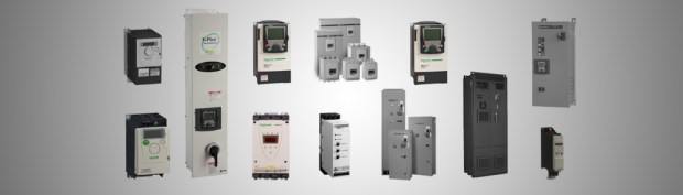 Schneider Electric VFDs