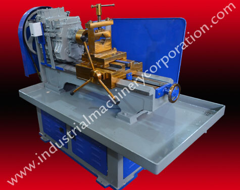 Internal Scaffolding Prop Threading Machine