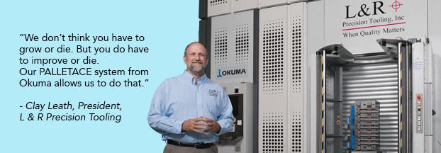 Okuma - Palletace L&R Precision Tooling, Inc.