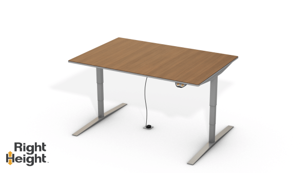 Right-Height Office Desk | Electrically Operated Desk ...