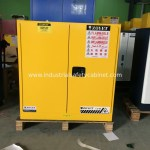 30 Gallon Chemical Safety Storage Cabinets For Flammable