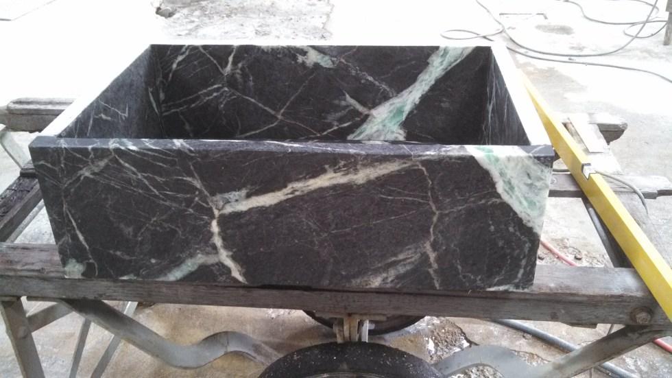 Brazilian Soapstone sink