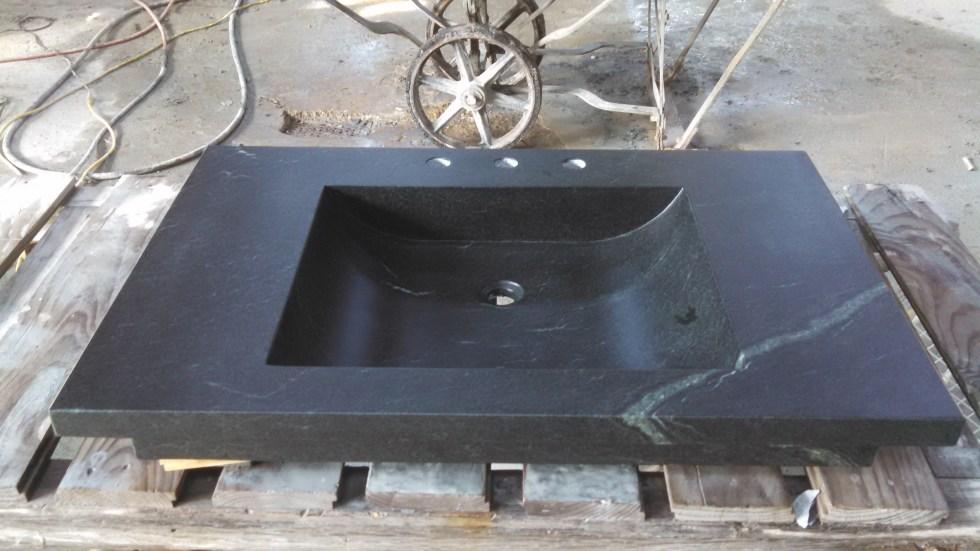 Farmstead Grill 36in pedestal sink