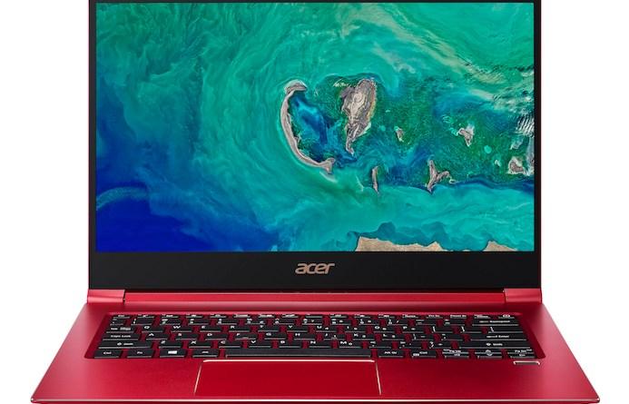 02924a839f0 Acer Swift 3: la tecnología se viste de rojo