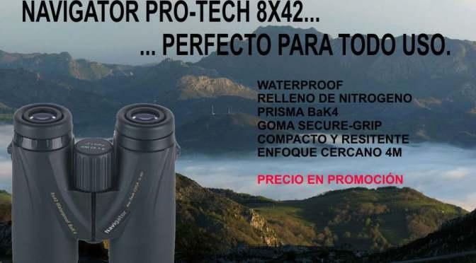OFERTA PRISMÁTICO NAVIGATOR 8X42