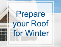 Prepare you Roof for Winter