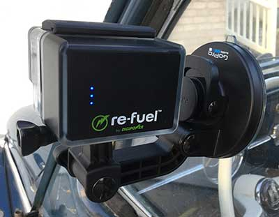 DigiPower Re-Fuel GoPro battery
