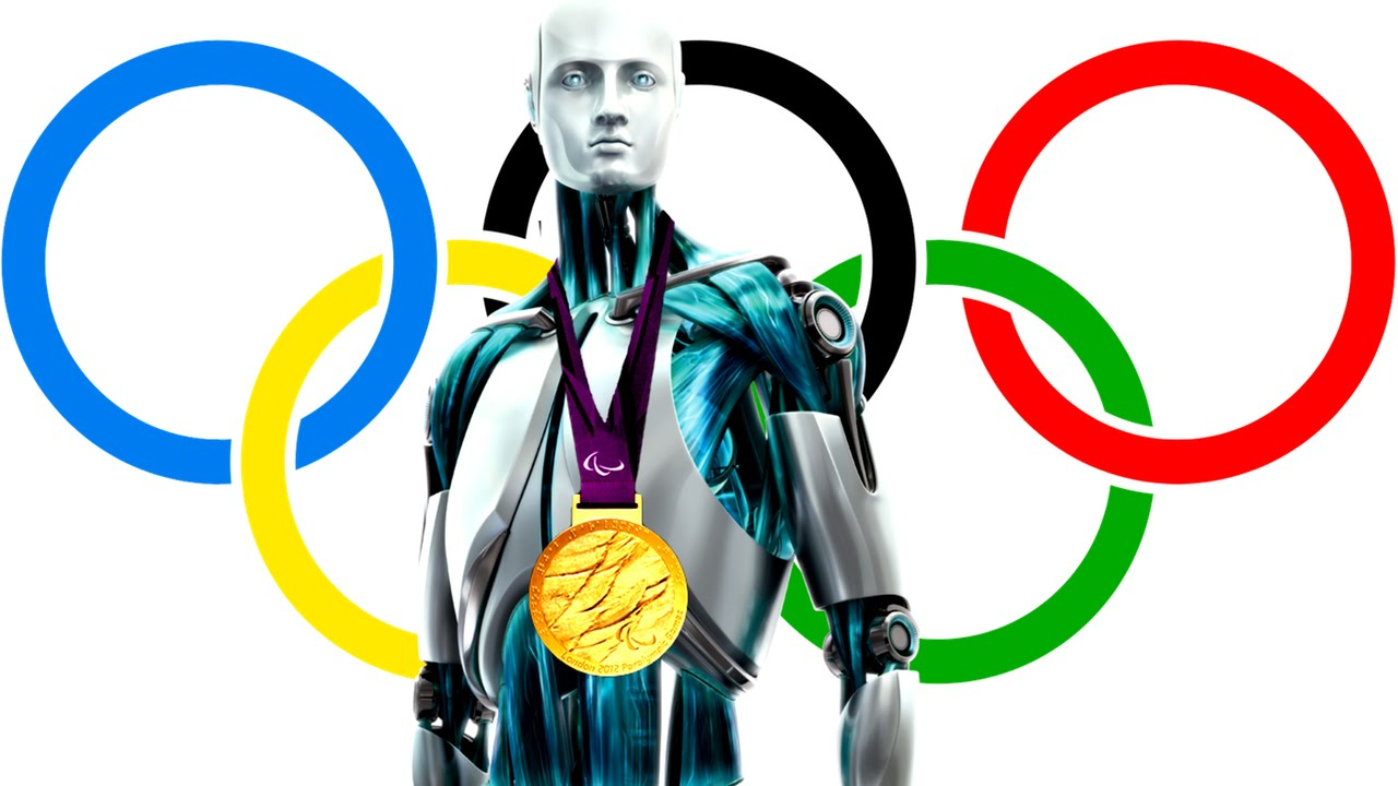 Image result for darpa robot olympics
