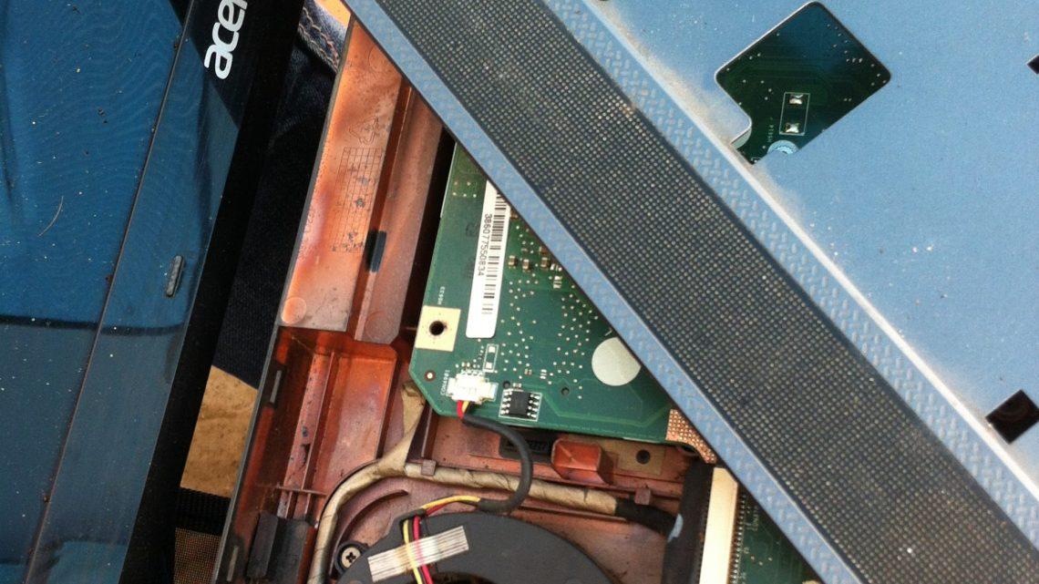 Indy's BLOG – Laptop dead!?