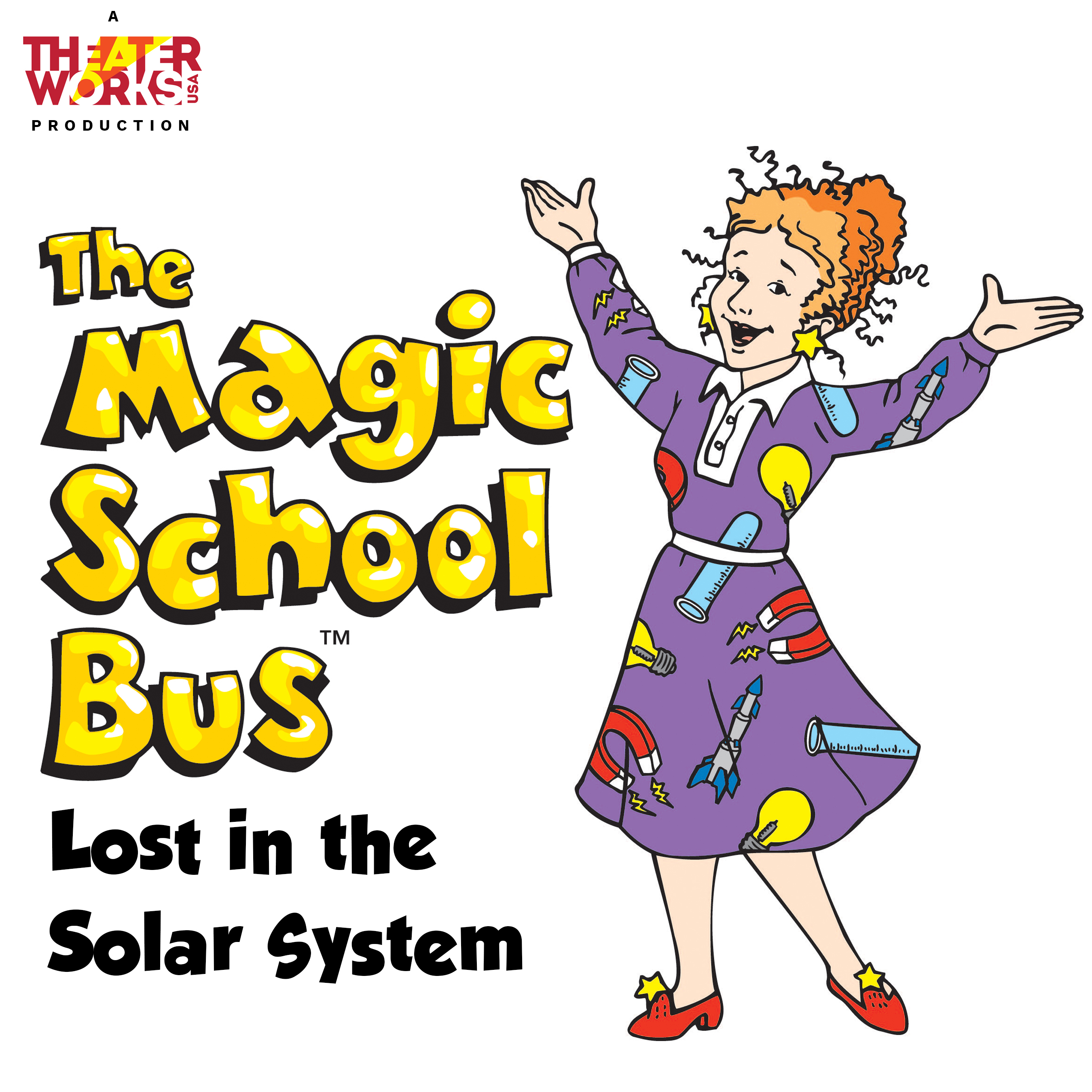 The Magic School Bus Lost In The Solar System Presented