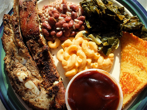 Soul Food Menu Items