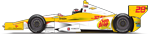 28 - Ryan Hunter-Reay - SunDrop