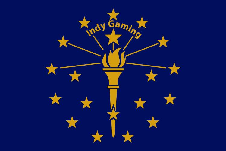 IndyGaming Logo